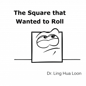 The Square that Wanted to Roll book cover